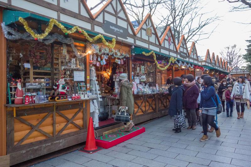 the german christmas market in sapporo odigo - Oconomowoc German Christmas Market