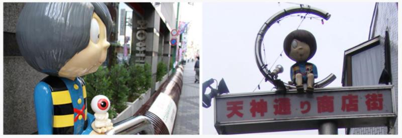 【動漫迷必踩景點】日本十大動漫主題景點你不可不知! 9