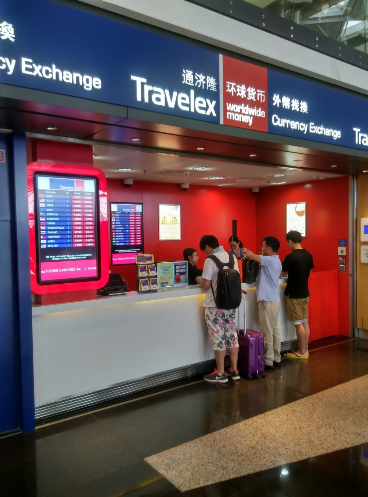 Currency Exchange And Useful Phrases