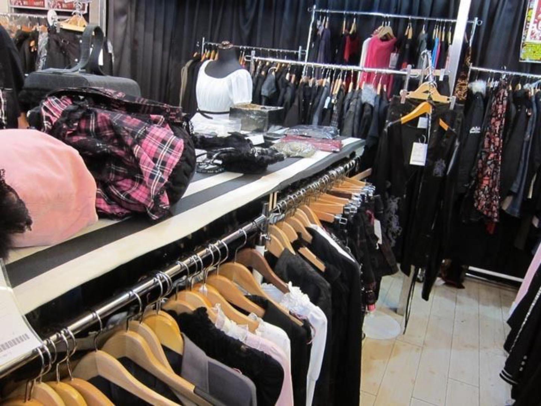 Closet Child Mens Anese Male Clothing Fashion Brands Stylish Streetwear In Shinjuku Tokyo