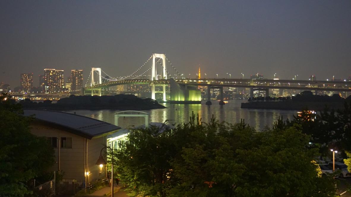 A day in Odaiba | Tokyo Creative