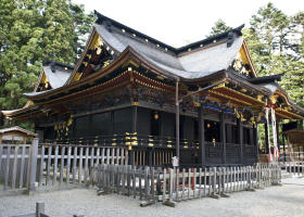 Osaki Hachiman-gu Shrine