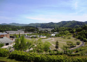 The Shigaraki Ceramic Cultural Park