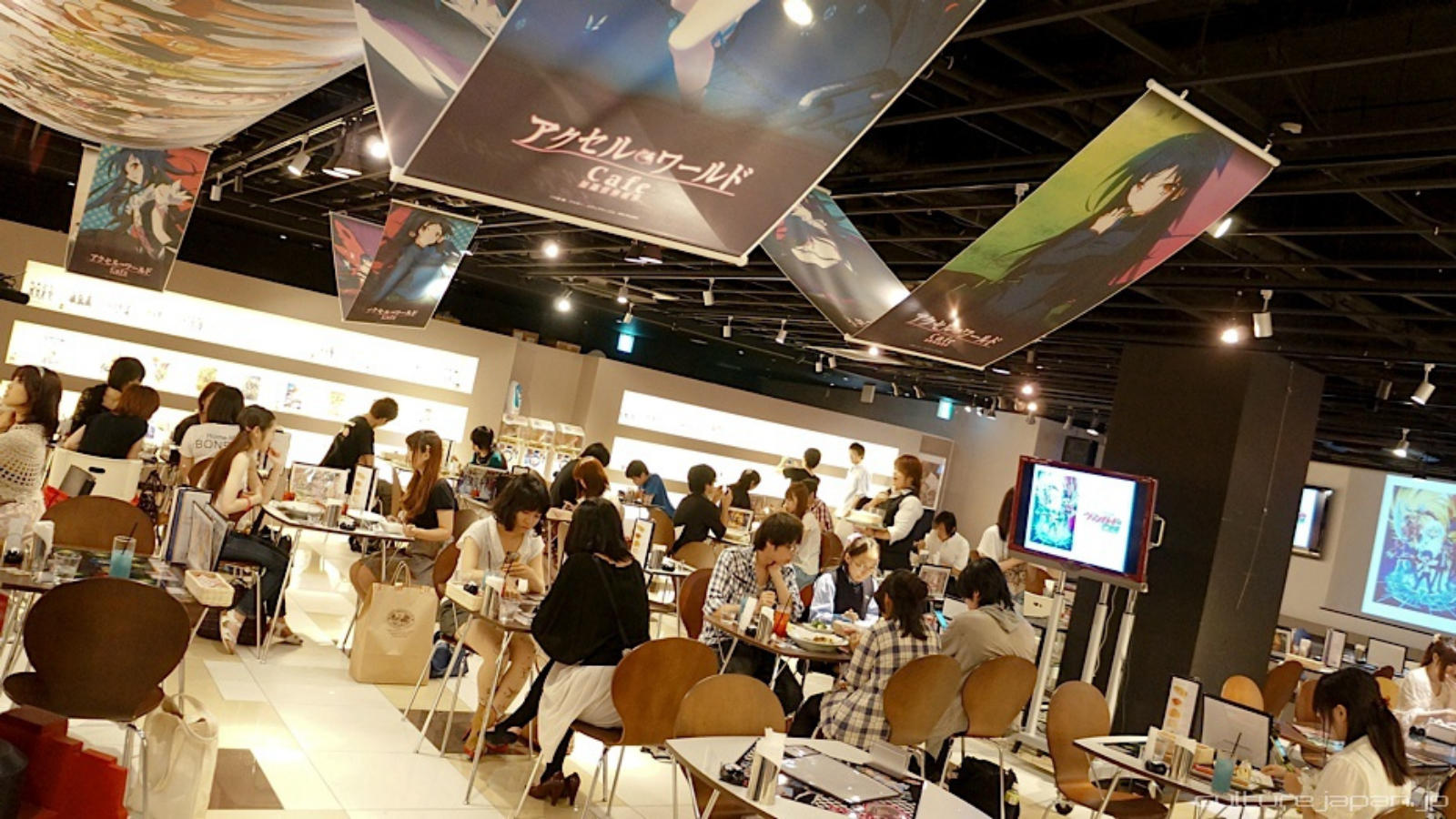 Anime Game Theme Cafes That Satisfy Your Inner Geek