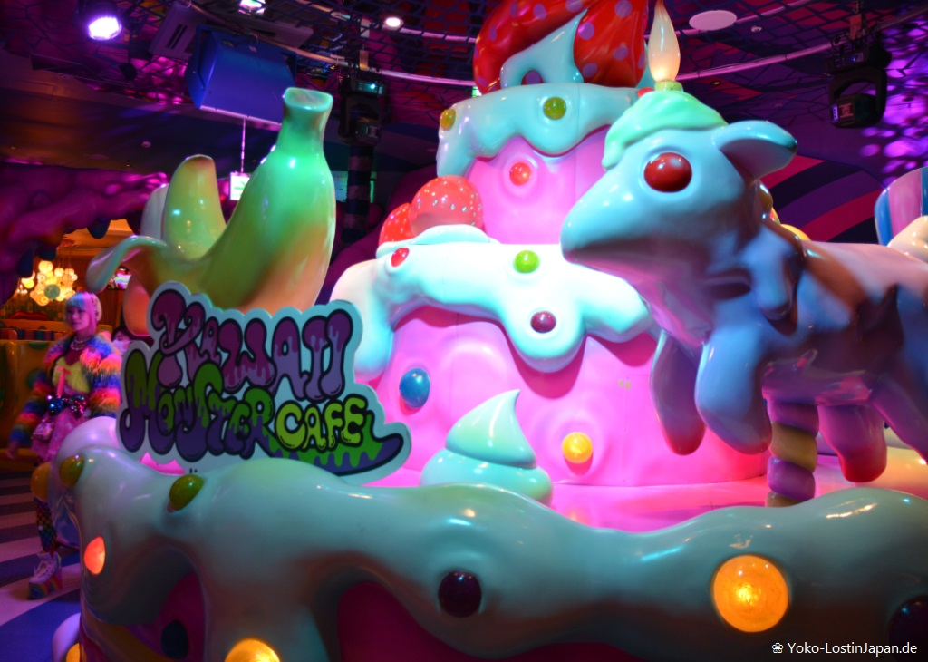 Kawaii Monster Cafe A Visit To Tokyo S Most Colorful Theme