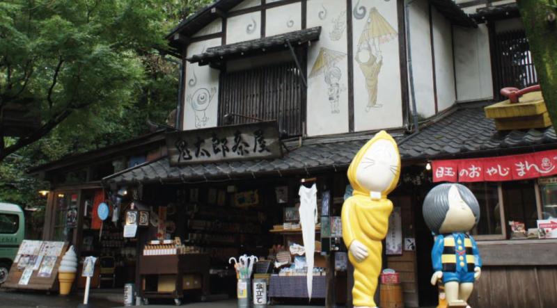 【動漫迷必踩景點】日本十大動漫主題景點你不可不知! 13