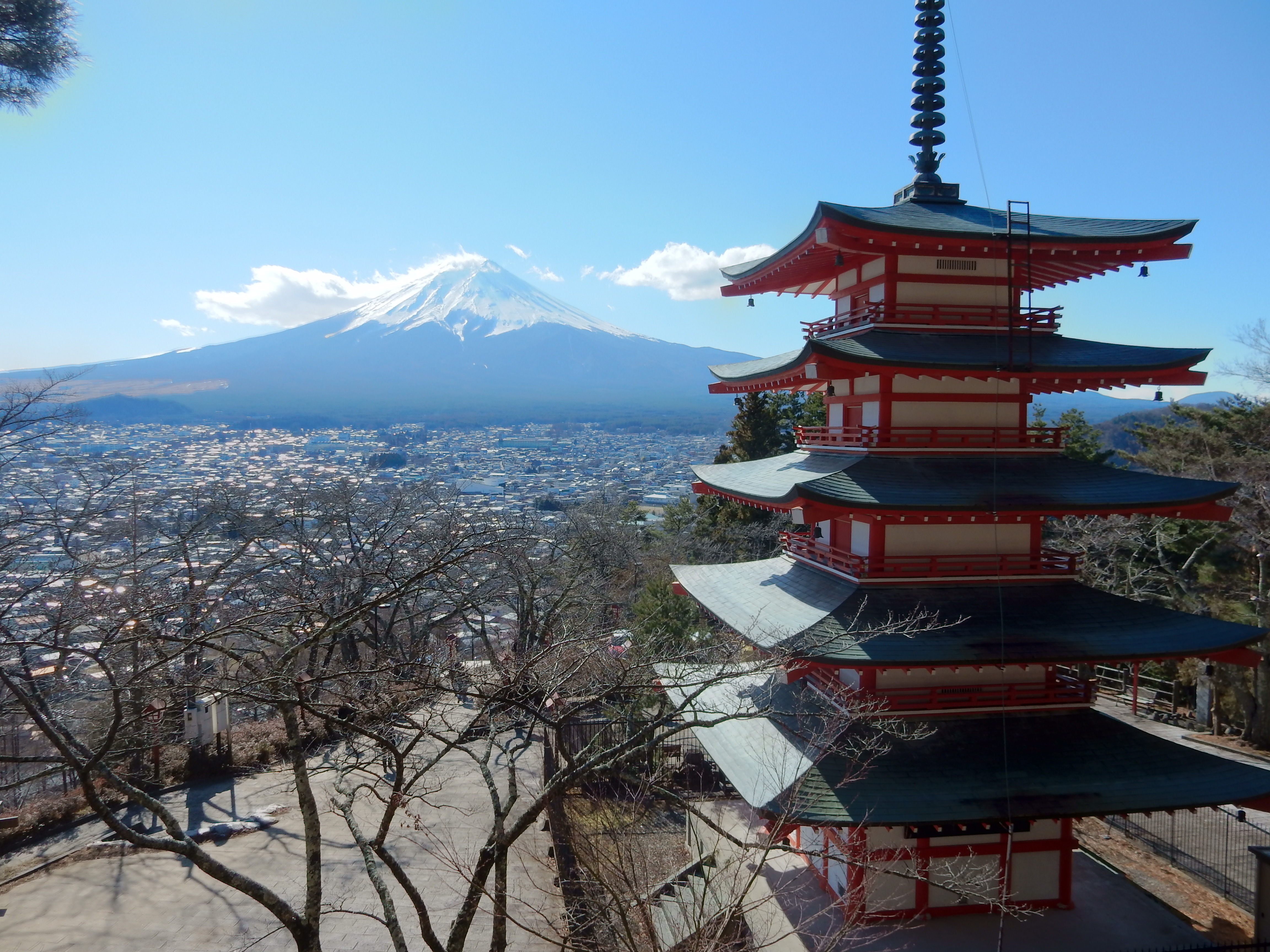 mount fuji itinerary day trip from tokyo with breathtaking views