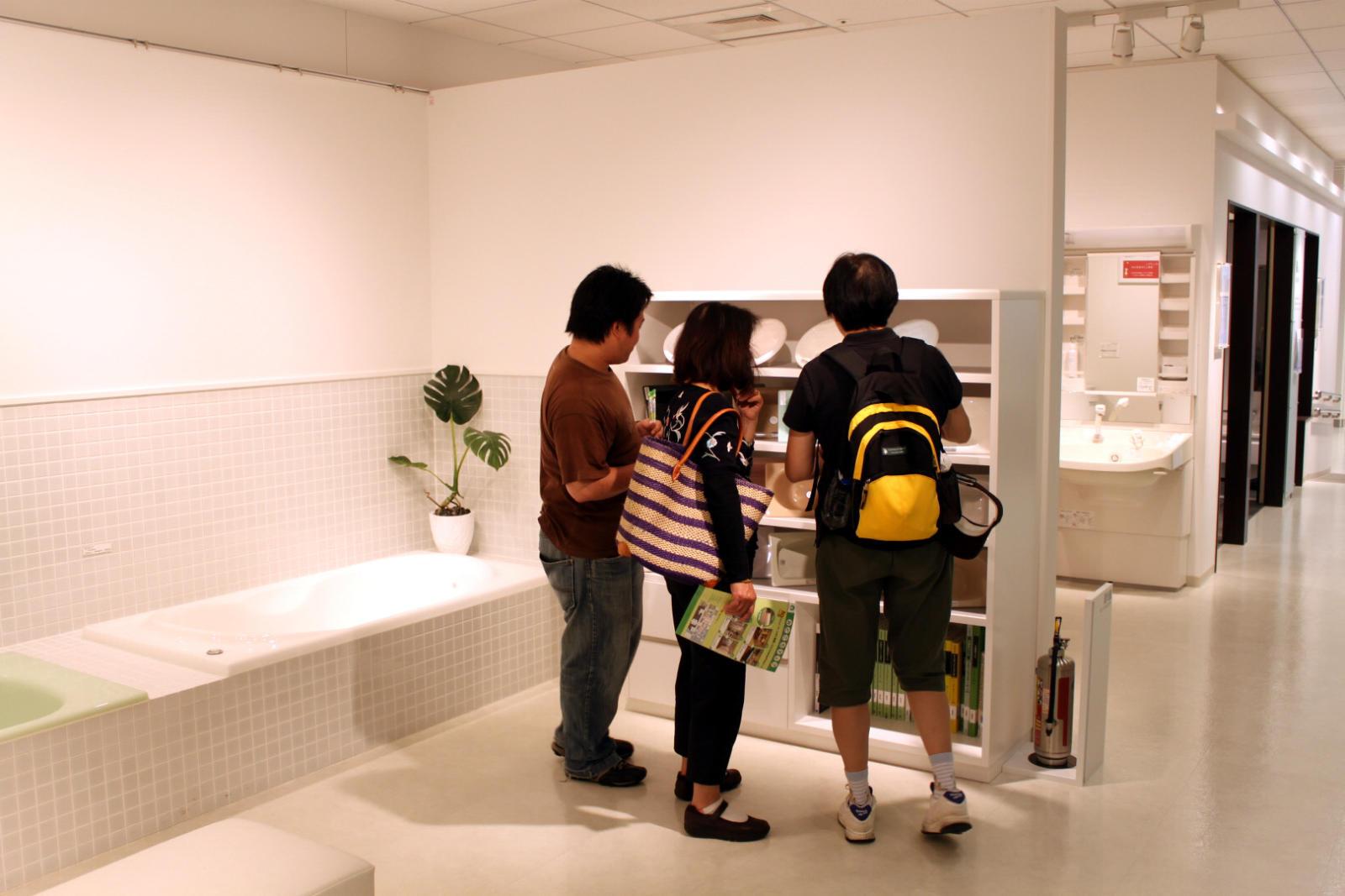 Toto Tokyo Center Showroom   Odigo
